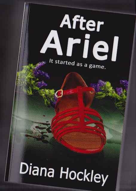 """Raffle Prize """"After Ariel"""" novel"""