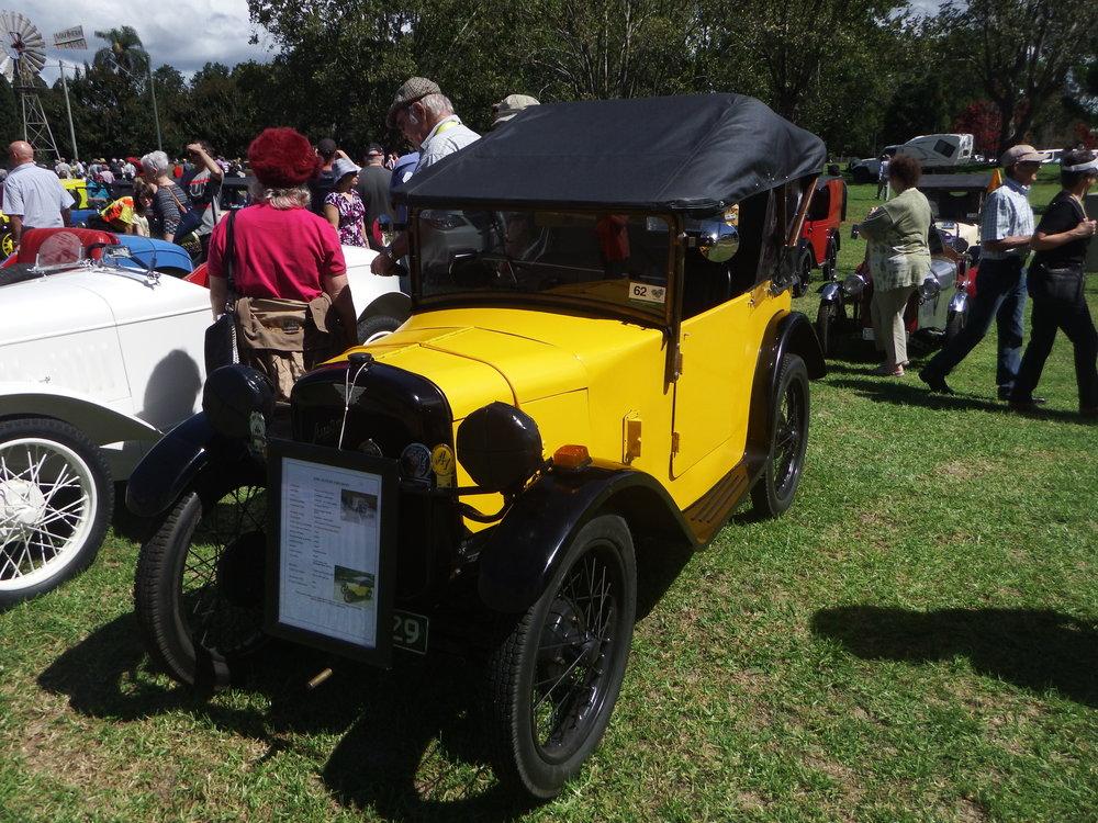 1929 Austin Chummy