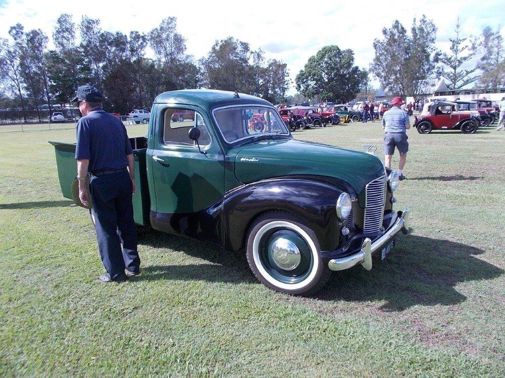 1950 A40 Utility