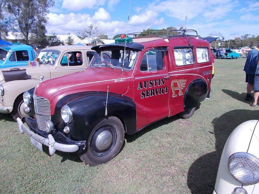1950 A40 Countrymen