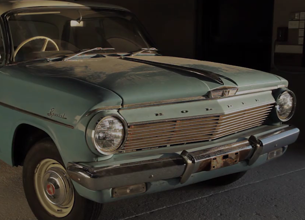 new car restoration tv show austin motor vehicle club of queensland inc. Black Bedroom Furniture Sets. Home Design Ideas