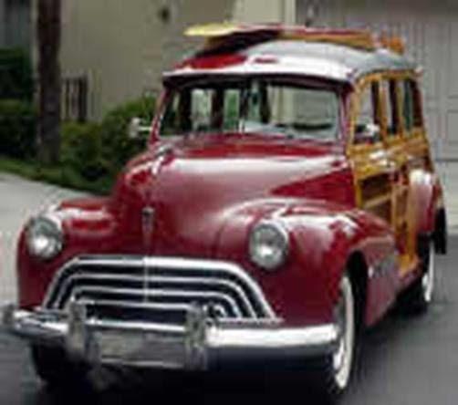 1946 Oldsmobile Special 66
