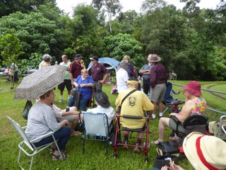 Nambour morning tea