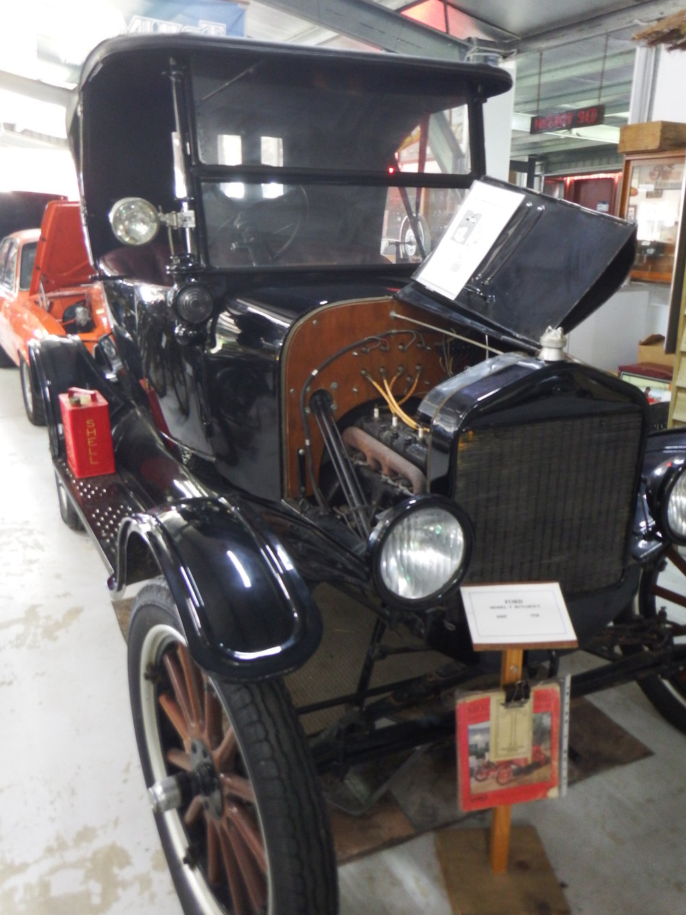 1920 Model T Ford Runabout