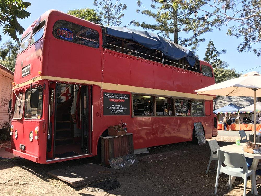 Coffee bus