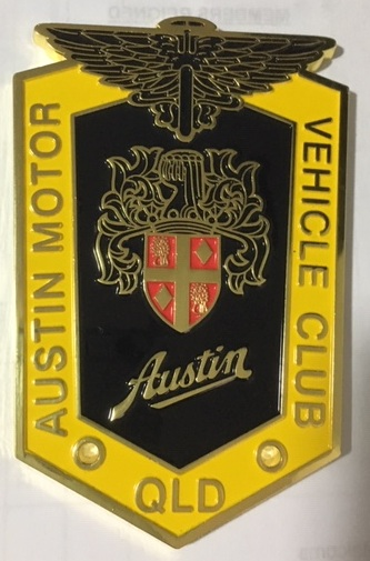 Club Logo Grille Badge $35