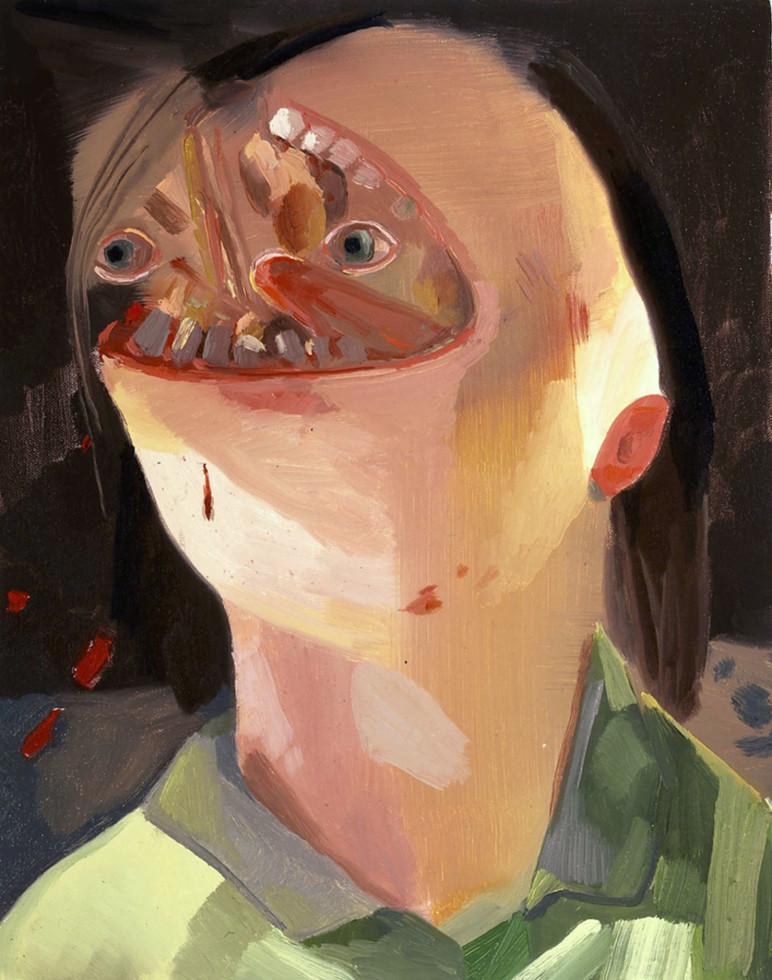 Dana Schutz - Face Eater.jpg