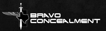 Bravo Concealment - Based out of Alamo, Texas, Bravo Concealment produces high-quality holsters at incredible affordable prices. We are immensely grateful for their generous support! To learn more about this company , click on their logo!