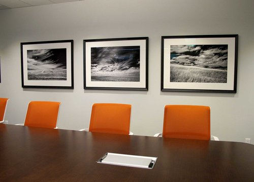Custom picture frames art consultants in calgary its worth framing original framed photographs by jacques rioux for the cioc office boardroom project managed and framed by midtowne galleryits worth framing solutioingenieria Choice Image
