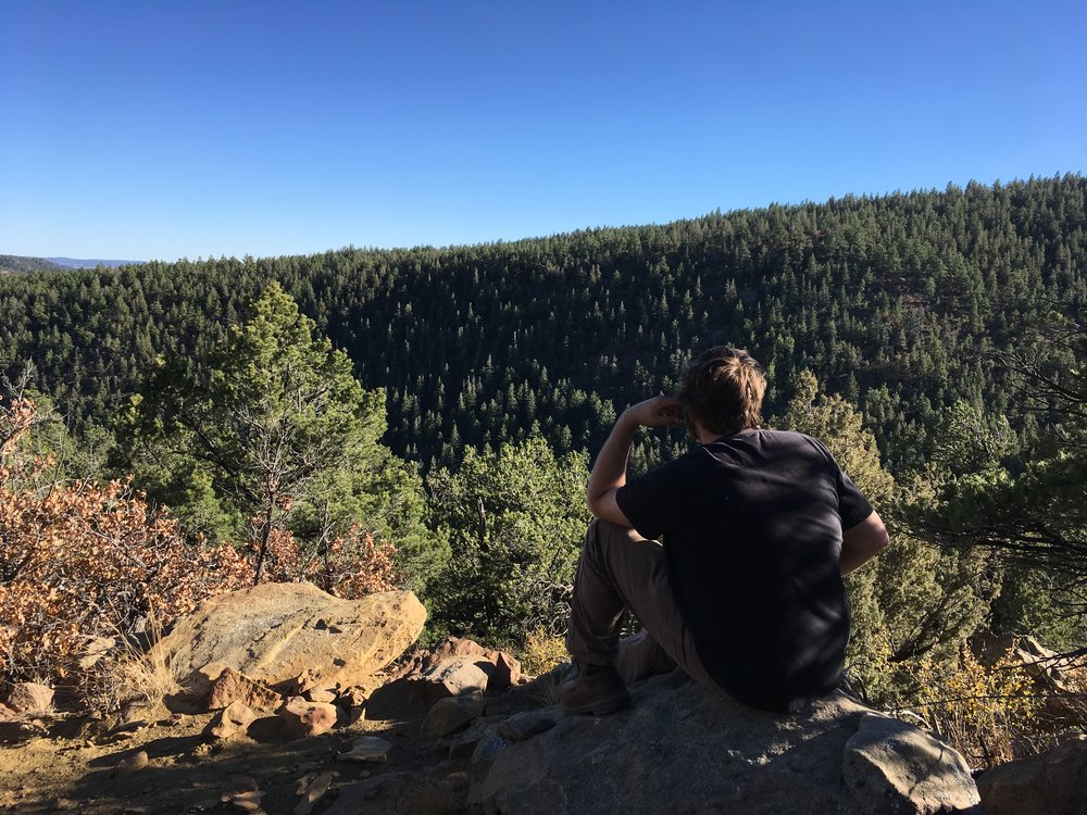 "Join us in Southern Colorado's Sangre de Cristo mountains at an altitude of 8,000' for an extraordinary educational experience! Four days of ""off the grid"" experiential education: history, human geography, cultural anthropology, and ecological practices all from a Native American perspective."