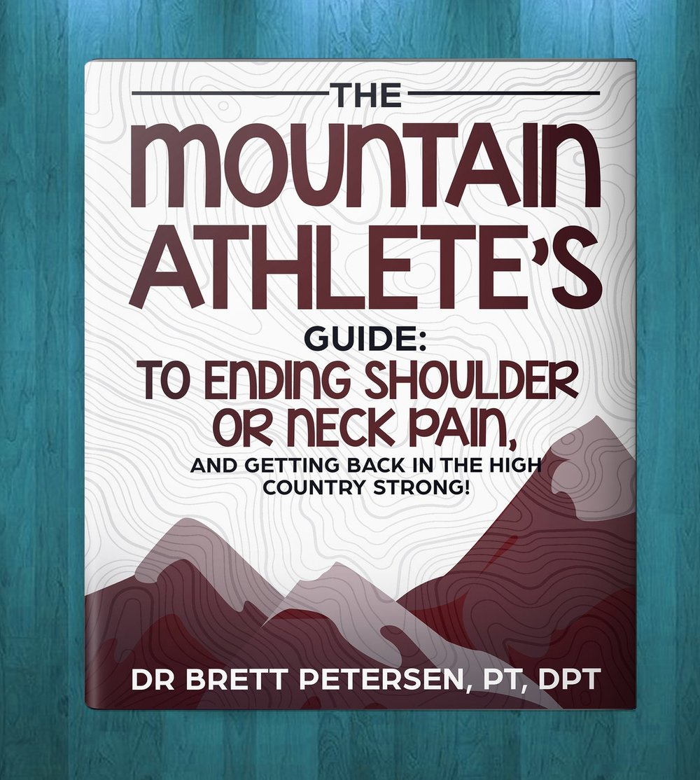 Shoulder and neck pain can make your adventures a heck of a lot less fun, especially if you climb, paddle, or cast.  This guide covers tips to help ease those aching muscles, and improve the way you move and perform!