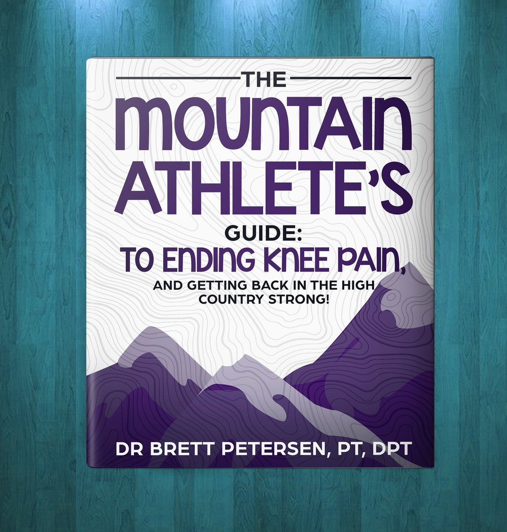 Have your adventures been causing knee pain (hiking, running, skiing)?  Or perhaps you've experienced a few more Summer's than your younger counterparts.  This guide can help reduce the things that make your knees ache!