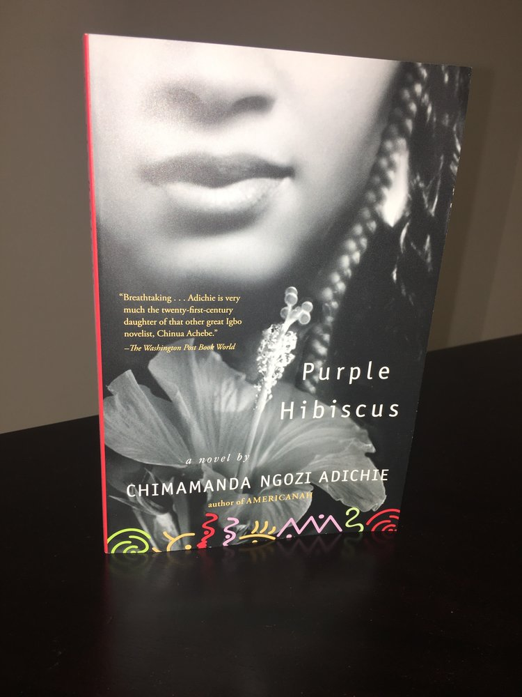 Purple Hibiscus By Chimamanda Ngozi Adichie Booklovers Anonymous