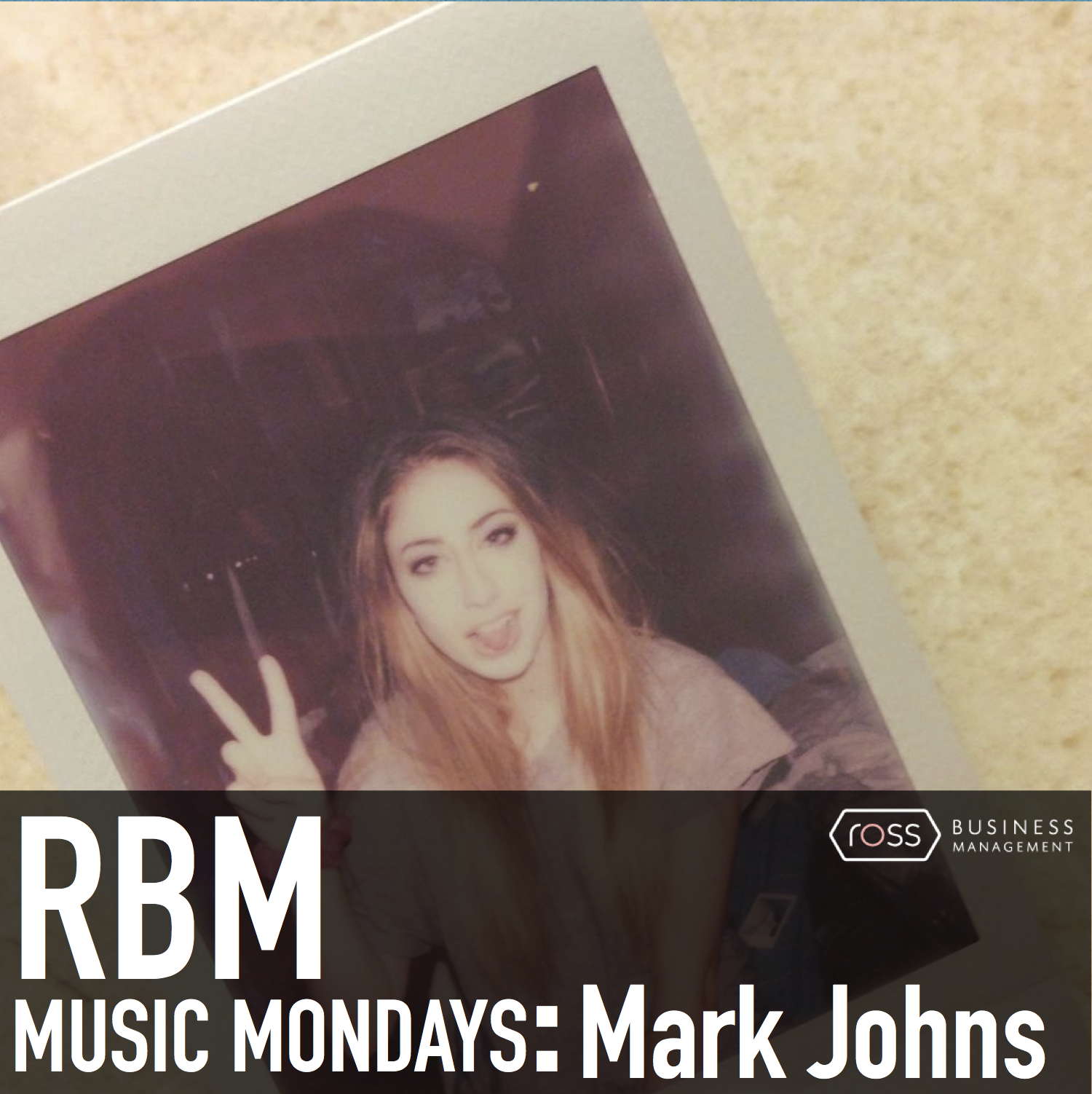 RBM Music Monday- Mark Johns