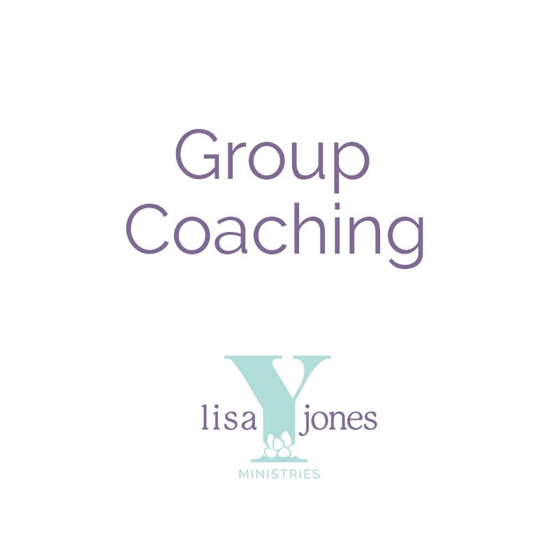 Group Coaching Lisa Y Jones