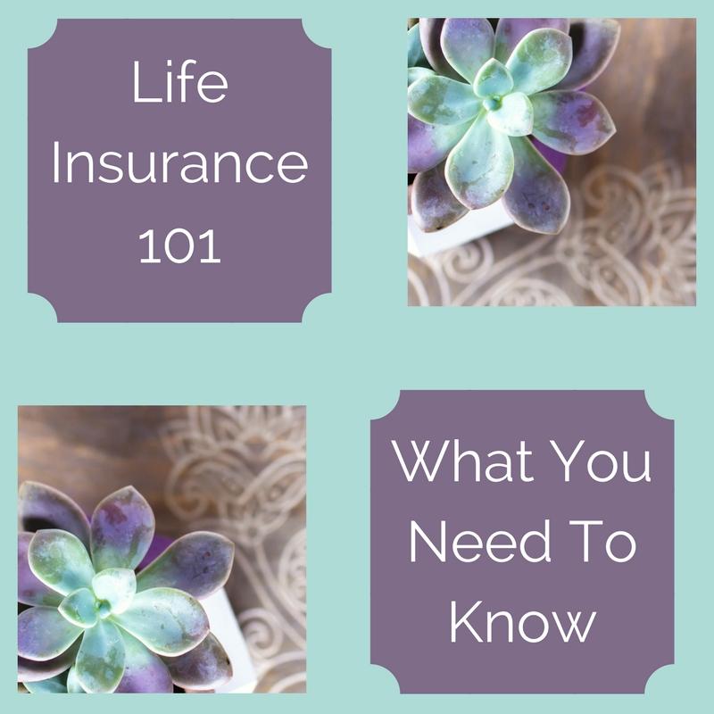Life Insurance 101 Lisa Y Jones