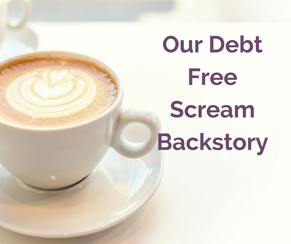 Lisa Y Jones Debt Free Scream Backstory