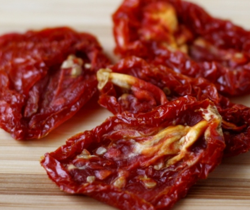 SUN-DRIED RED BELL PEPPERS