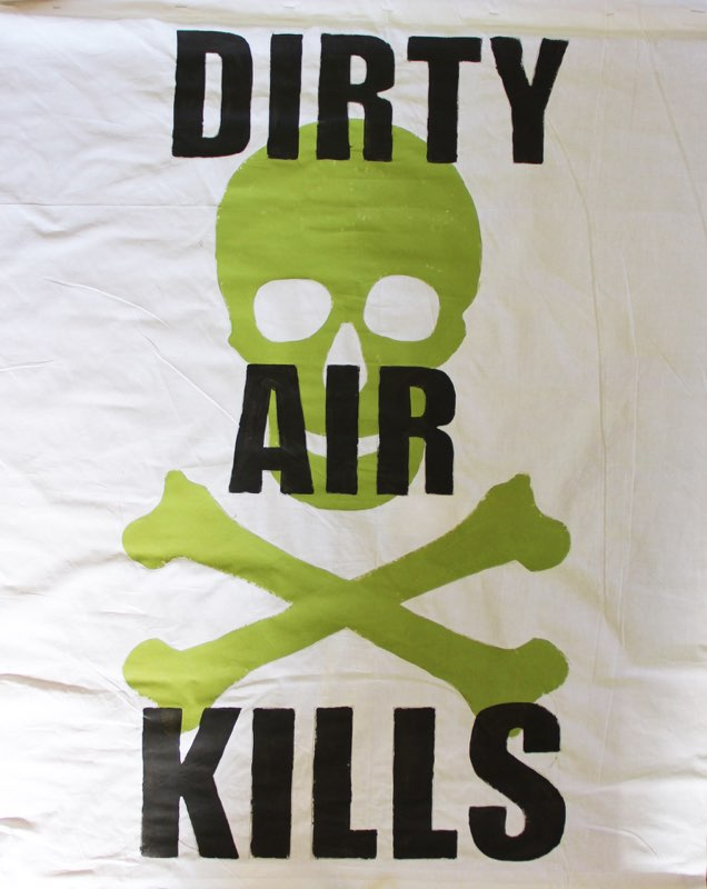 Dirty Air Kills