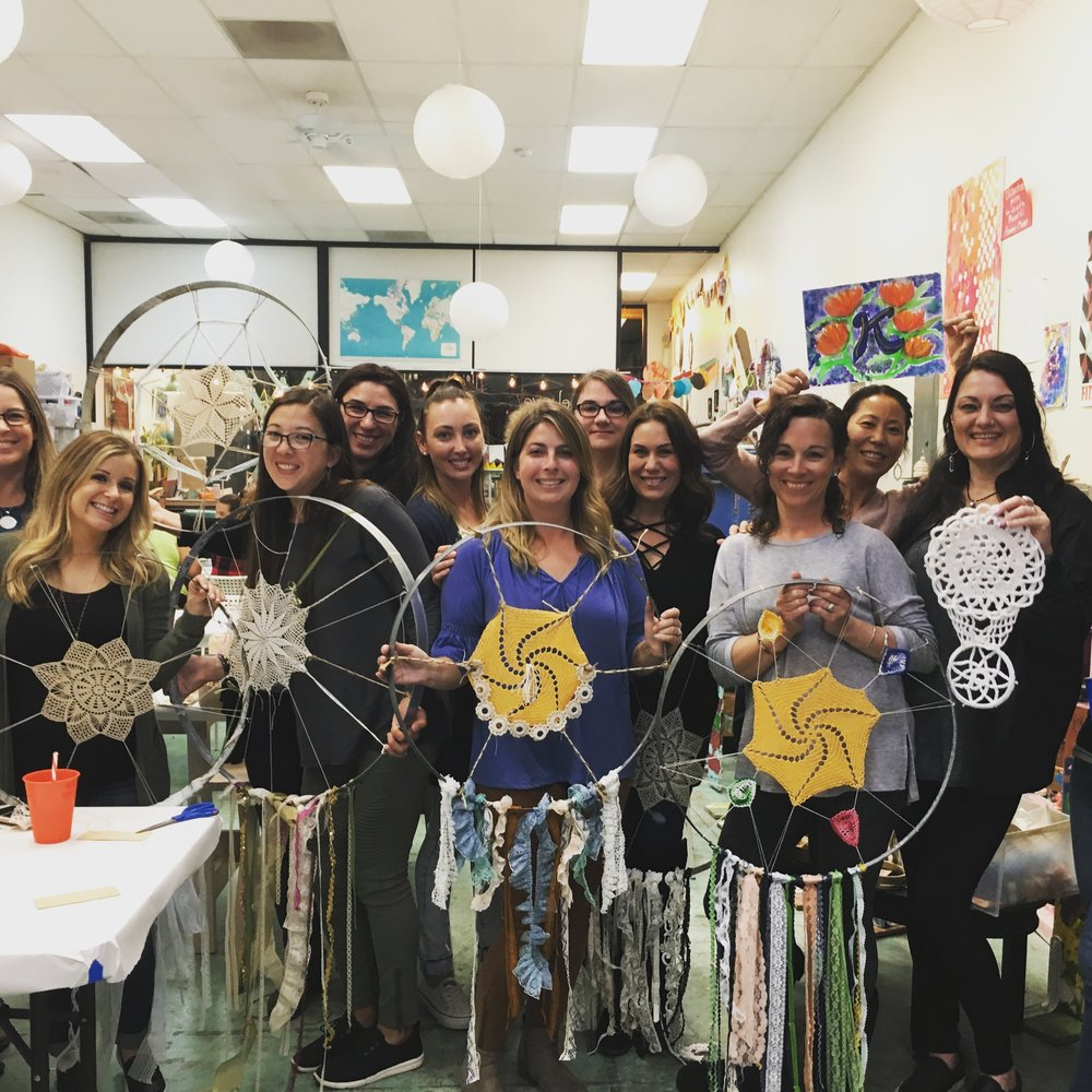 Art Nite Out Every First Friday of the Month