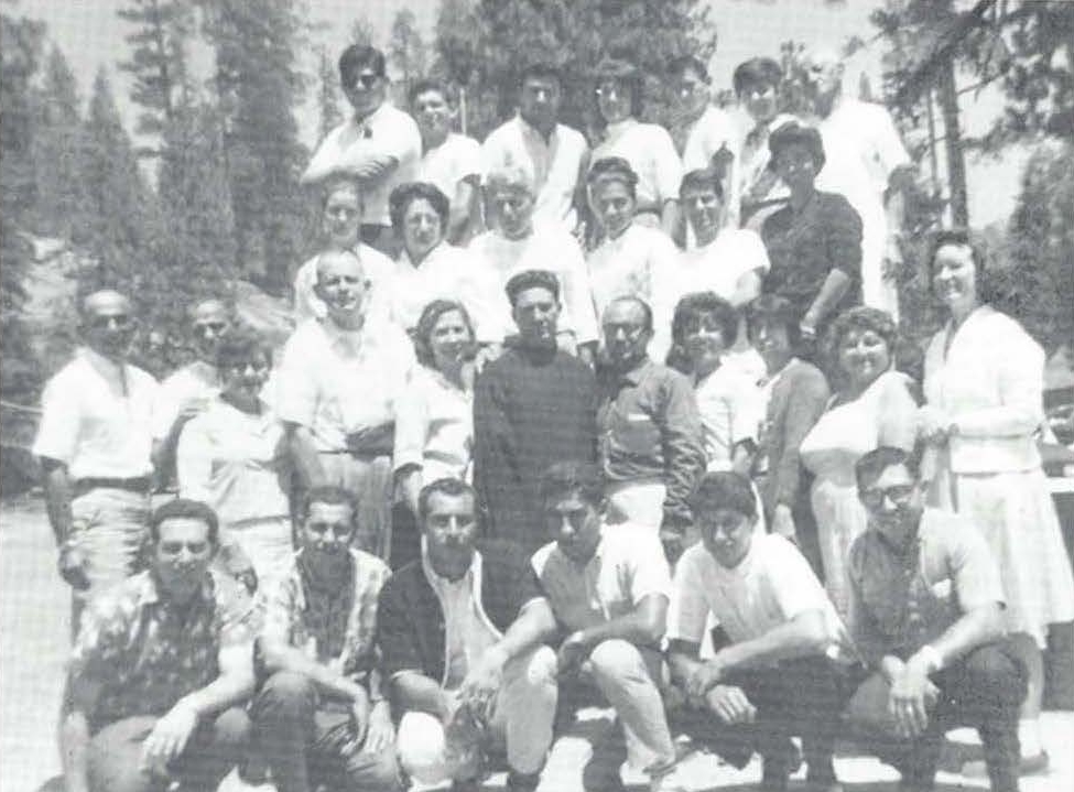 Armenian Summer Camp 1964