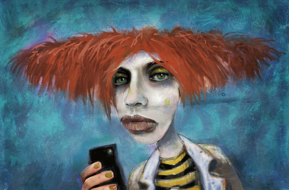 Cellphone Sally