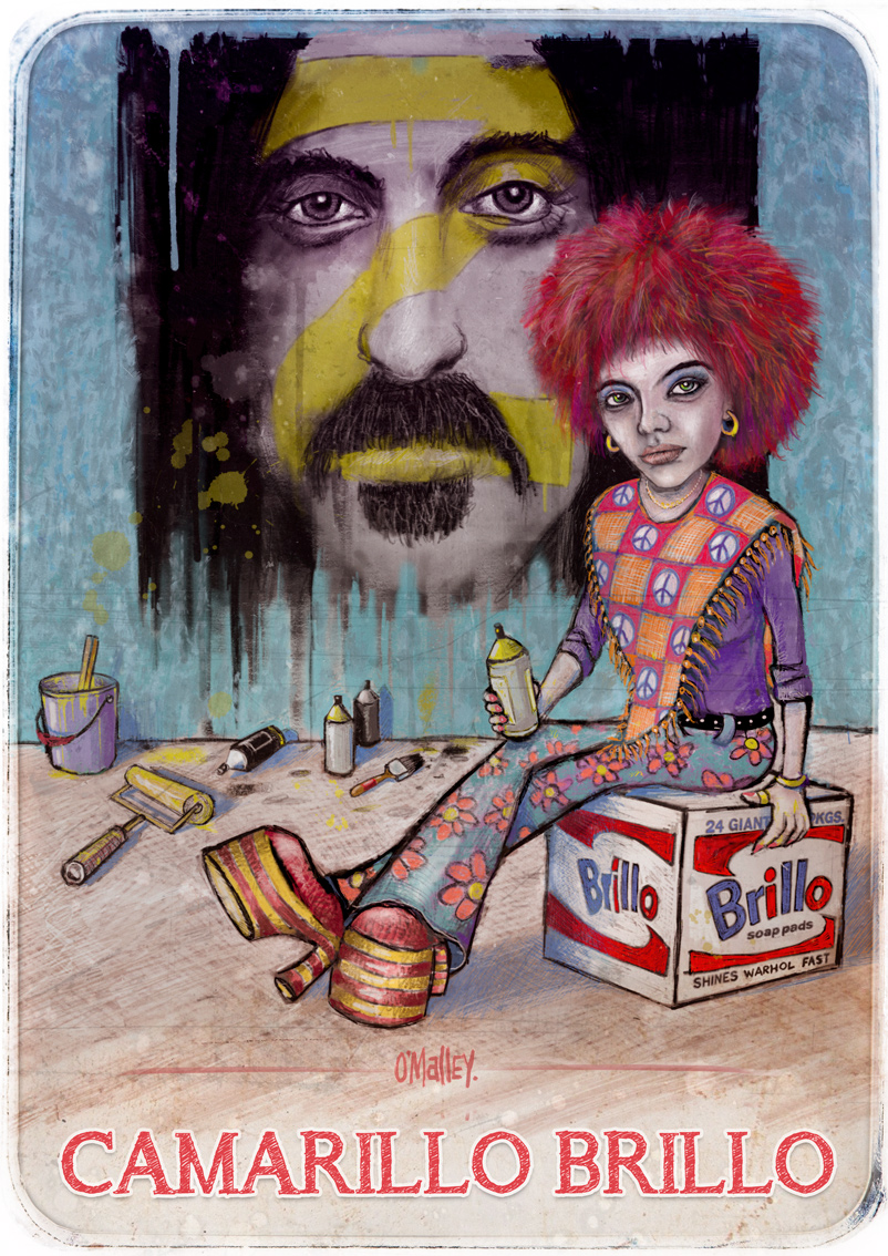 Zappa Warhol
