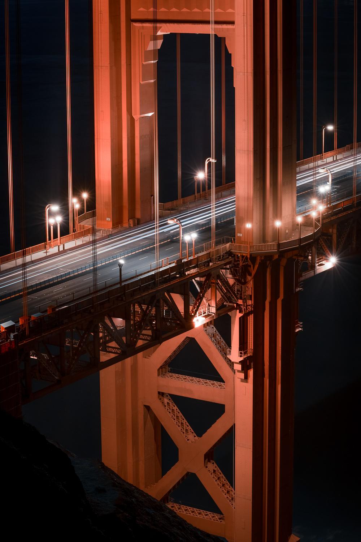 Golden Gate Bridge - Marin Headlands CA