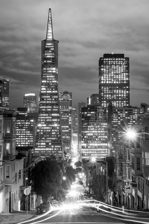 Transamerica Pyramid - San Francisco CA