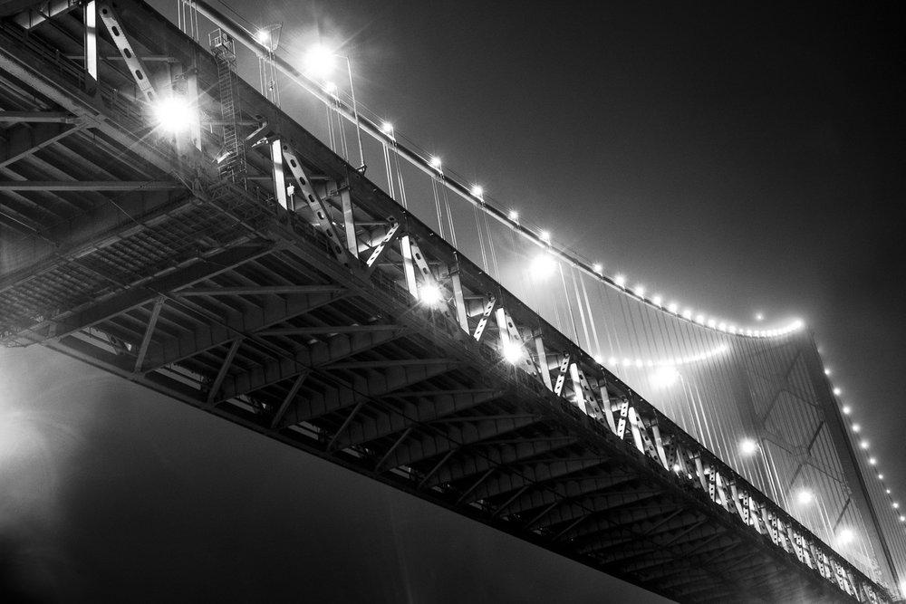 Bay Bridge - San Francisco CA