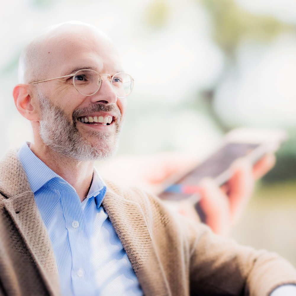 Patrick Hunger - Geschäftsführer der Saxo Bank (Schweiz) AG, leidenschaftlicher Botschafter des Open Bankings & Schweizer.