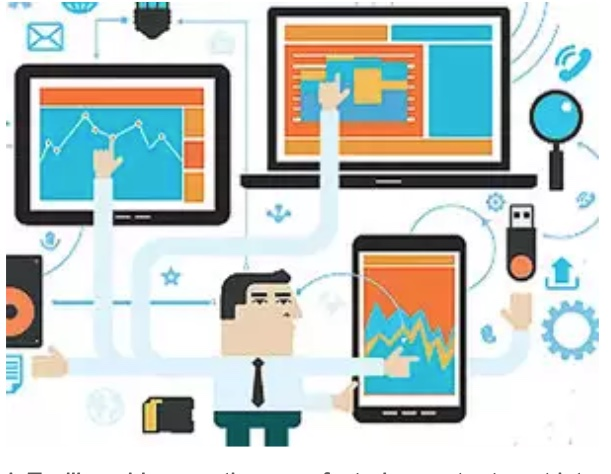 the economic times on the internet of things