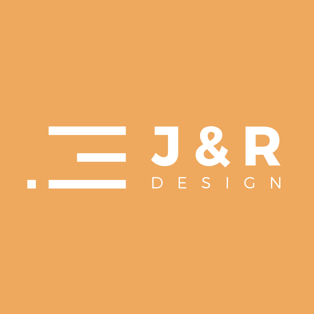 two man presentation - we did the presentation with the two of us. Joeri and me. And we called ourselfs J&R Design