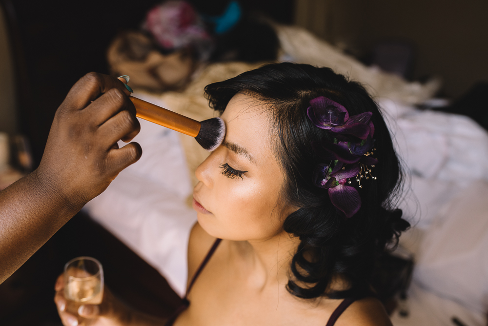 Bridal Prep - Lucie Watson Photography
