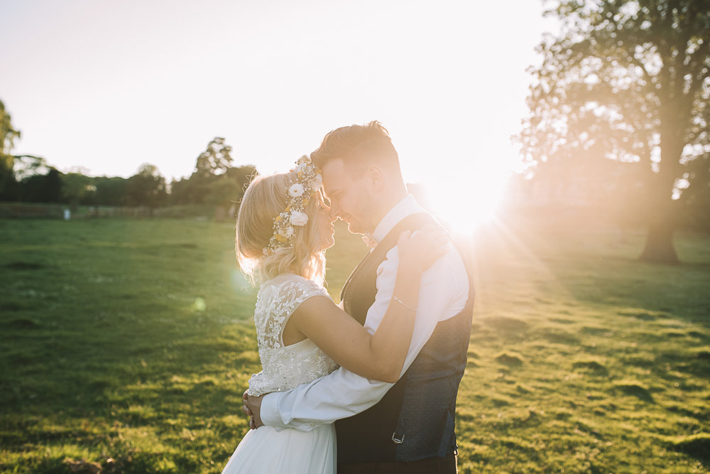 Fine Art Wedding - Northumberland Wedding Photographer