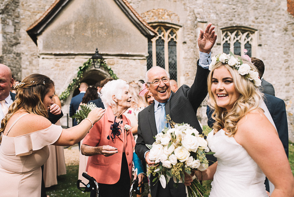 The Barn Brasserie - Essex Wedding Photography