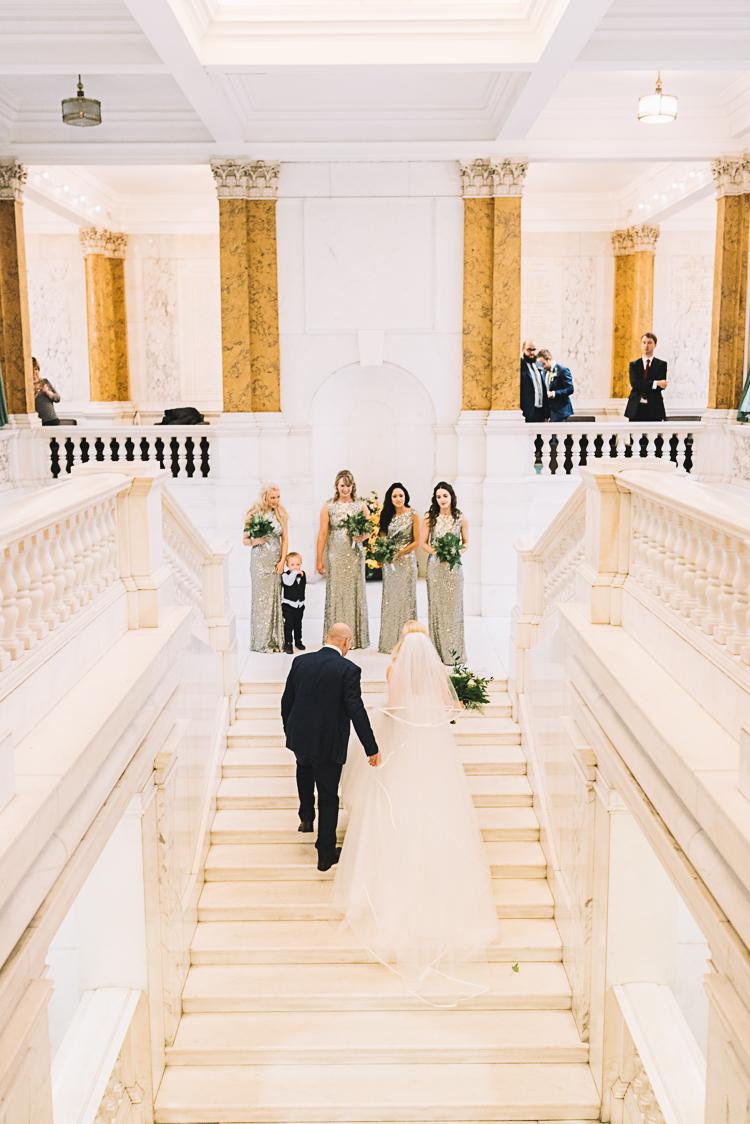 Camden Town Hall - Wedding Photographer