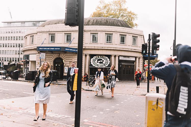 Camden Town Hall Wedding - London Wedding Photographer