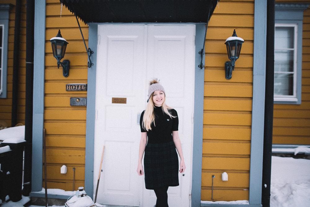 Destination wedding photographer in Finland