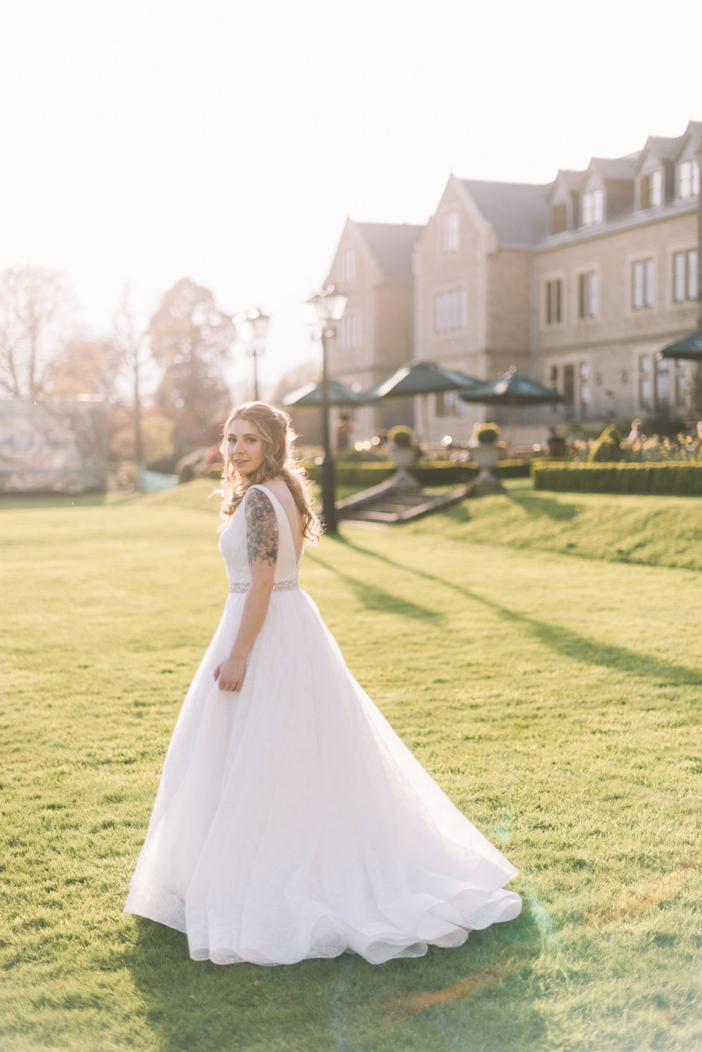 Light and Airy Wedding photography