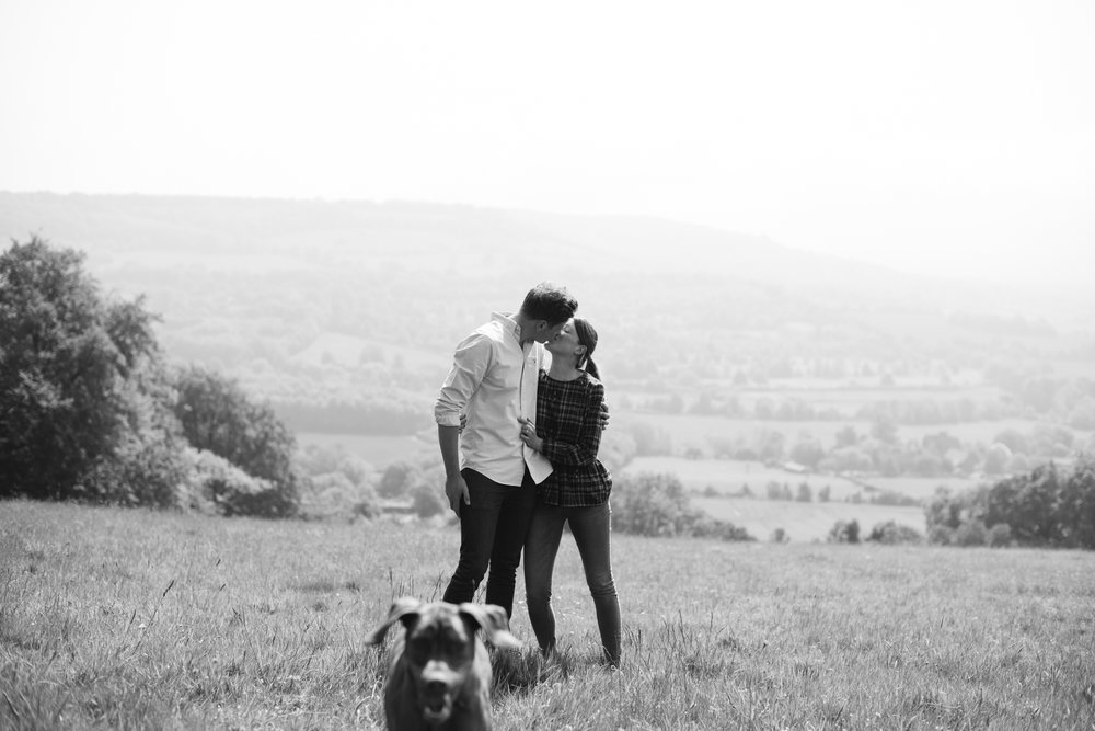 Kent Pre Wedding Shoot, Lucie Watson Photography