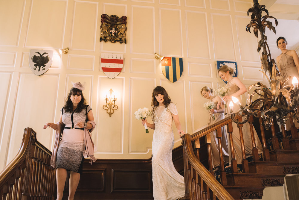 Gosfield Hall, Essex Bridal Suite, Lucie Watson Photography