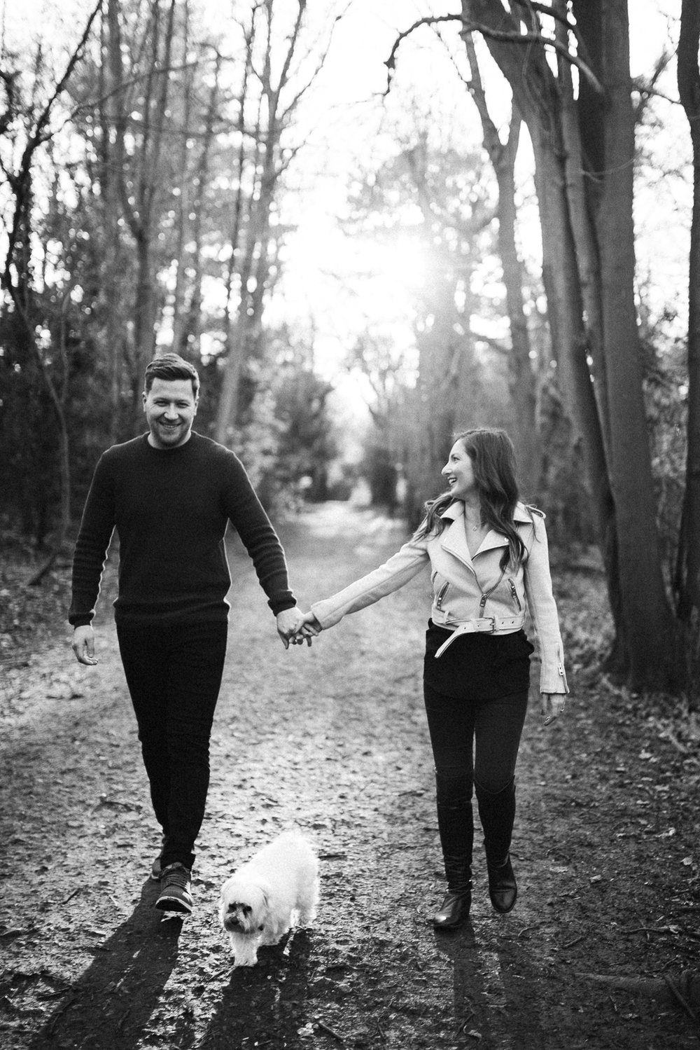 Kent engagement shoot, Kent wedding photographer, Lucie Watson photography