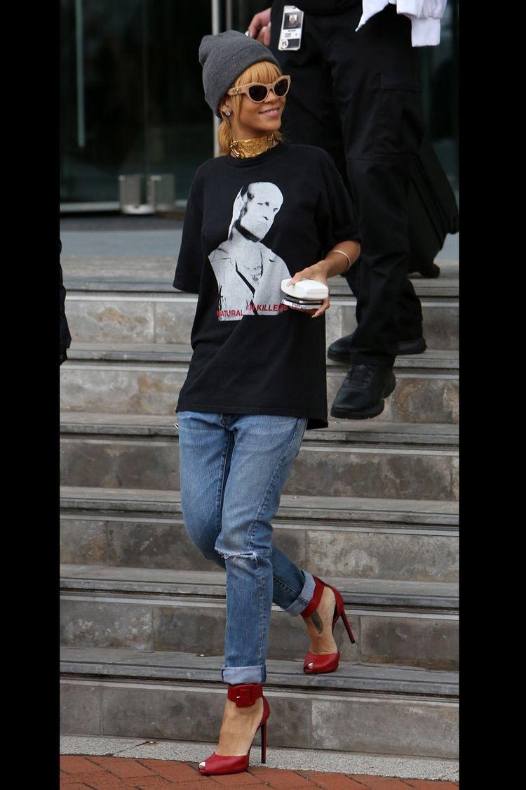 Rihanna: Outfit inspiration