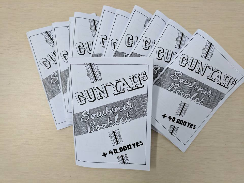 Click here to download your Gunyah Zine booklet today!