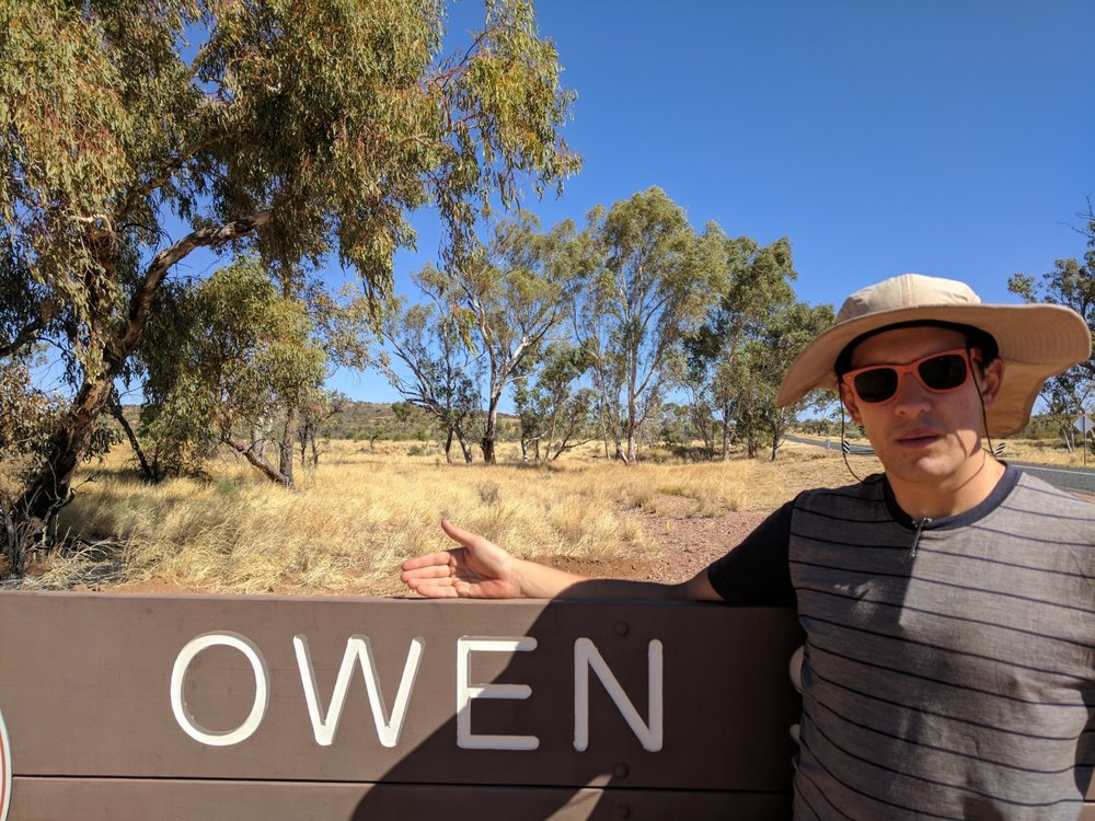 Owen Springs Reserve