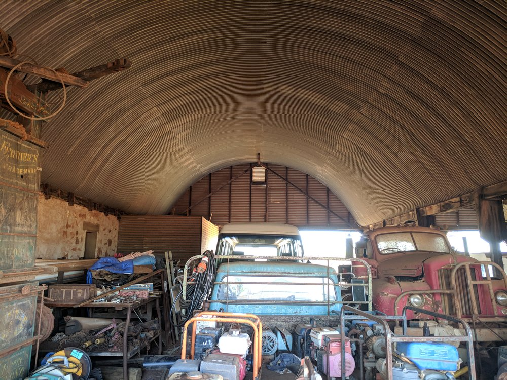 Workshop sheds. Huge spans structure free!!