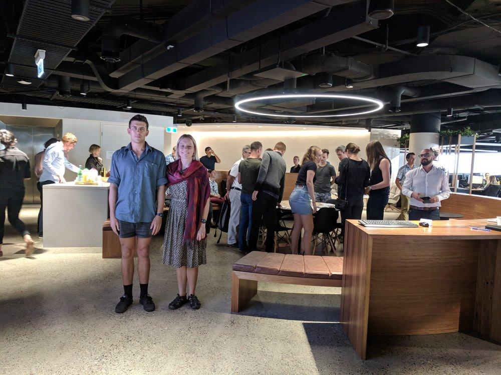 Conrad Gargett 26th floor office, Brisbane