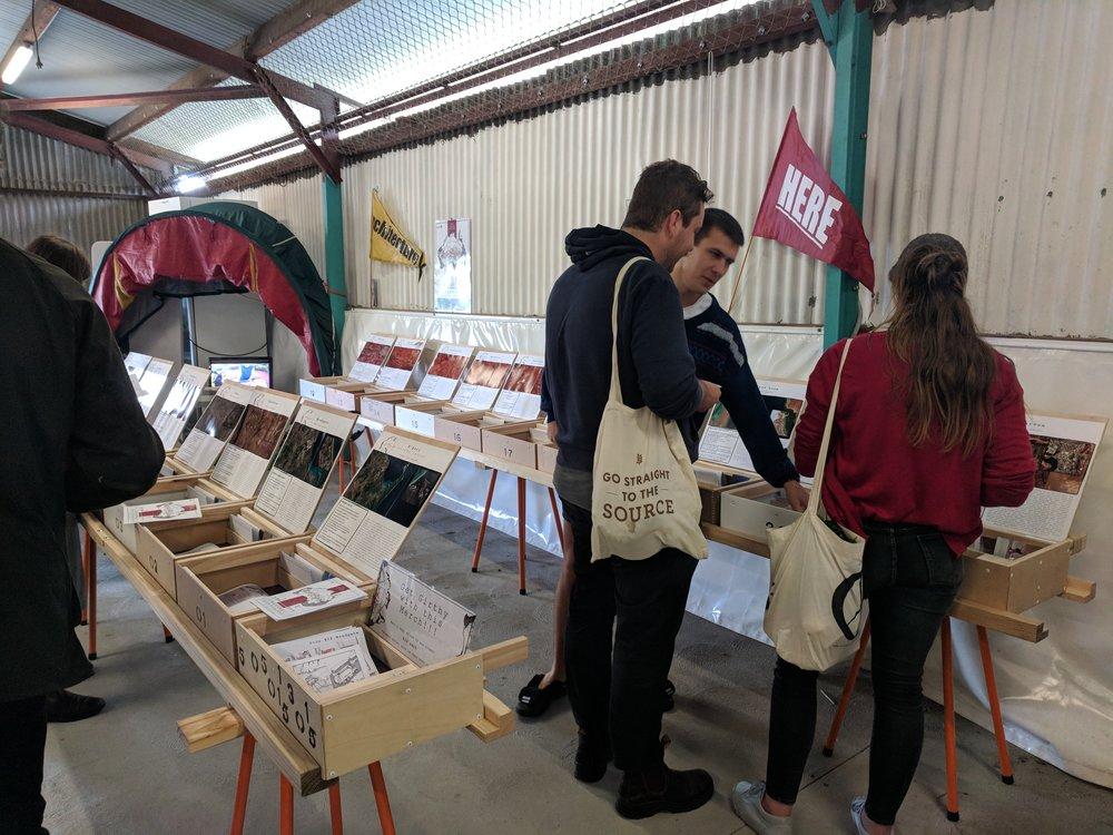 Newy Farmers Markets & the brilliant James & Ruby