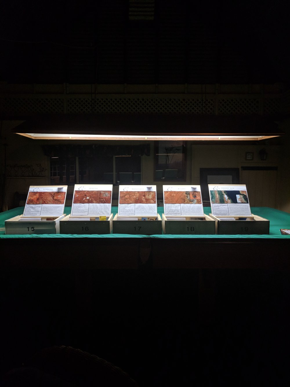 Billiard Table Exhibition
